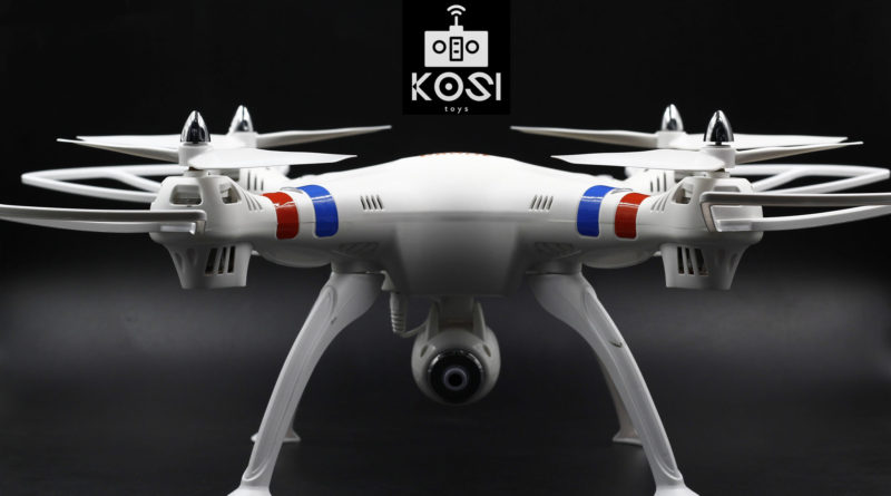 kosi k80hw drone flycam quay phim HD