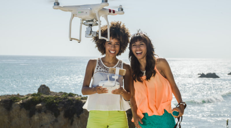 drone, flycam
