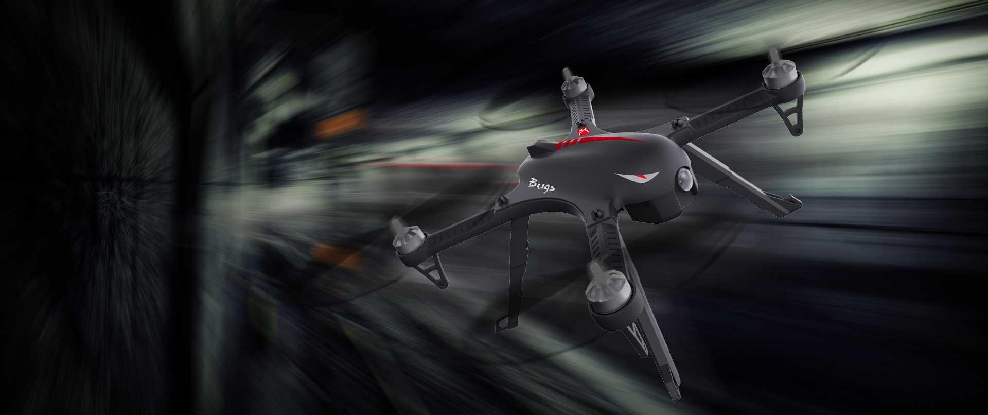 mjx bugs 3 drone nen mua