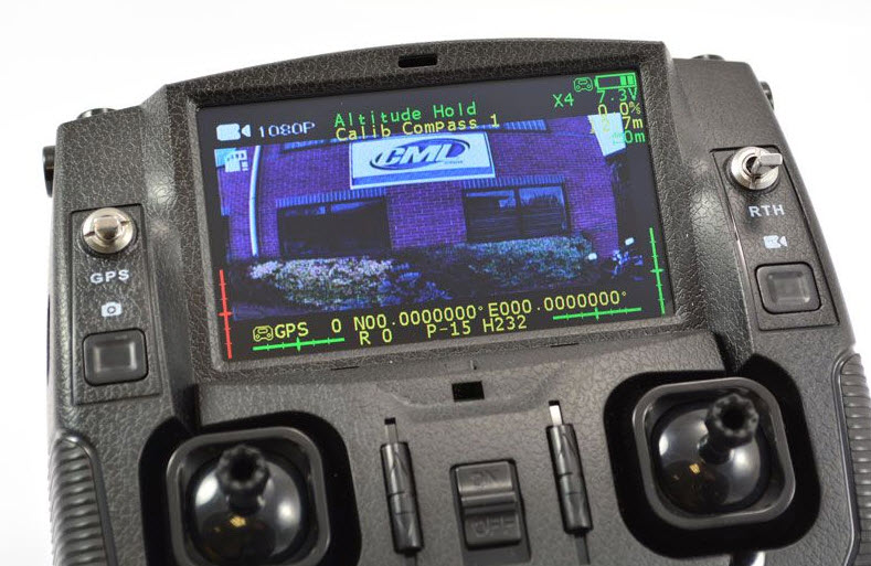 hubsan-h501S-x4-controller
