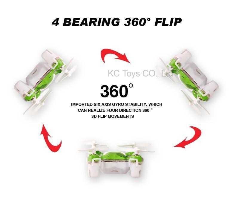 nhao lon 360 may bay drone mini Nano.1