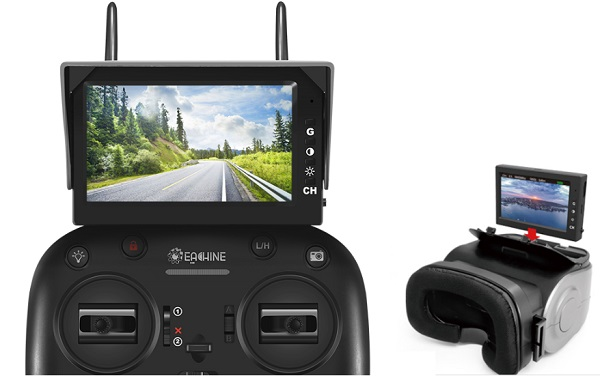 Flycam Eachine-EX2, Drone Eachine - EX2, Eachine - EX2