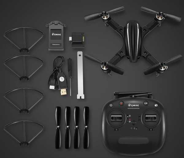 Flycam Eachine-EX2, Drone Eachine-EX2, Eachine-EX2