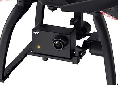 Chống rung và Camera của Bayangtoys X22