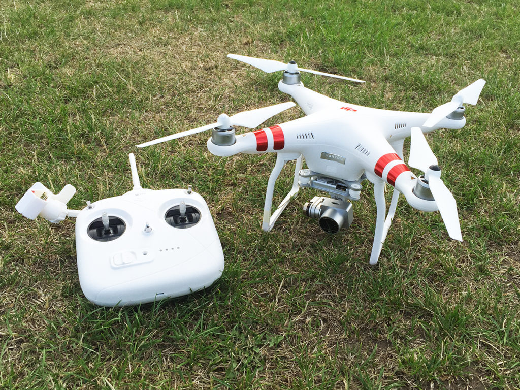 Flycam DJI Phantom 3