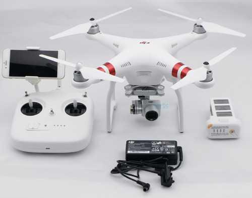 Flycam DJI Phantom 3 Standrad
