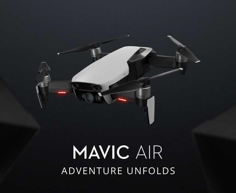 Flycam DJI MAVIC ARI