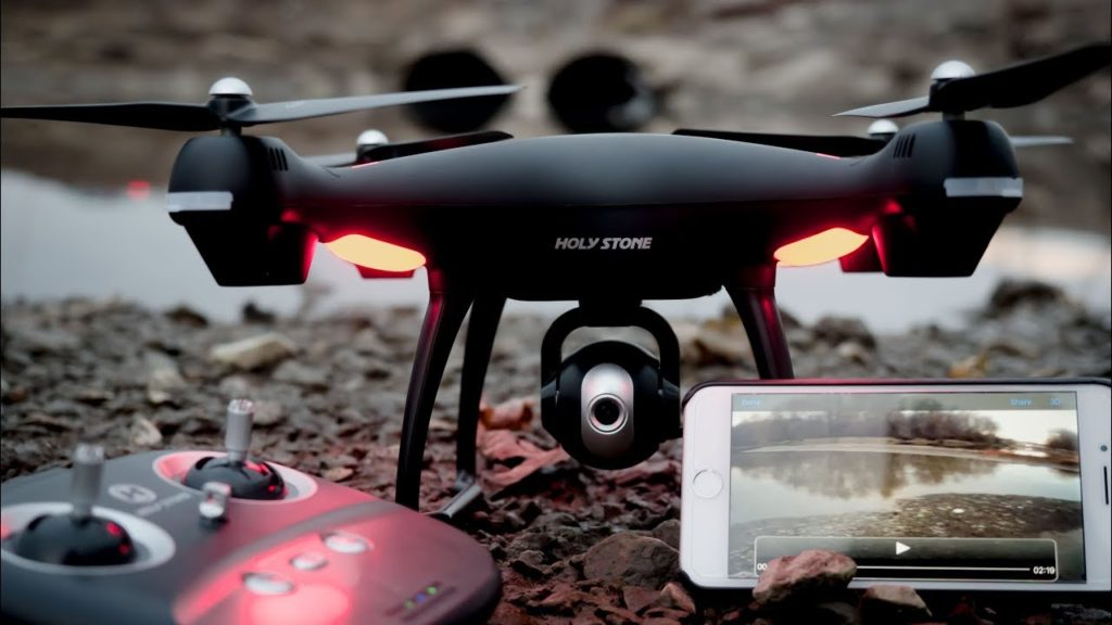 Holy Stone HS 100 GPS Drone