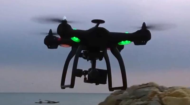 Flycam BAYANGTOYS X22