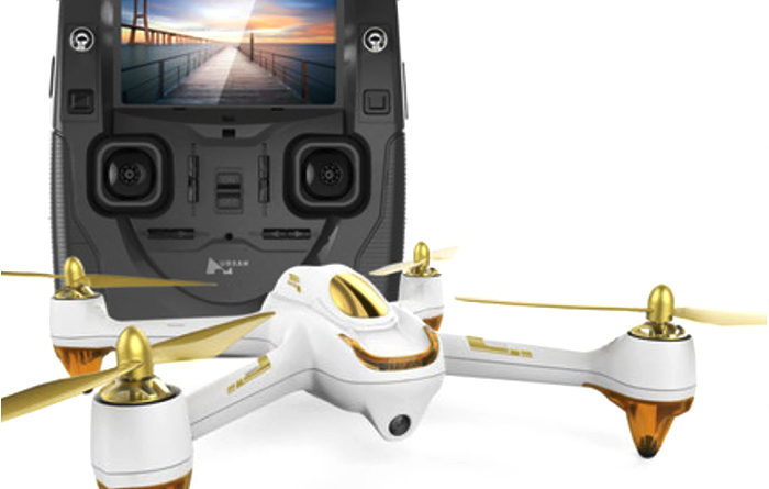 hubsan-h501s-x4 drone flycam
