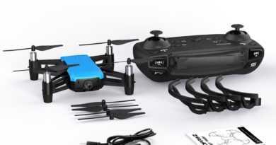Flycam Redpawz Blast R020 Flycam, Drone, Flycam Ryze TELLO, Máy bay điều kiển Redpawz Blast R020 - Flycam RYZE TELLO, Hình ảnh Flycam Redpawz Blast R020